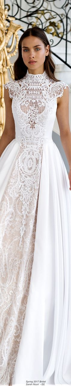 Nurit Hen spring 2017 Bridal - EE