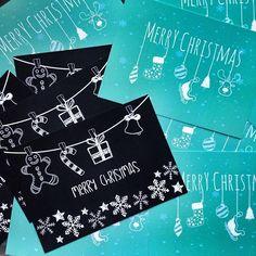 Le stampe natalizie  perfette per decorare un angolino di casa o per fare gli auguri con una cartolina speciale ☺️ #postcard #stampe #wallprint #craft #graphicdesign #homedecor #homedecoration #christmas #christmas2015 #christmastime #fermliving #plakatdesign #creativiy