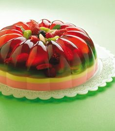 A really beautiful dessert