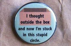 outside the box ...