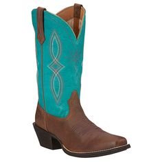Ariat Women's Round Up Square Toe II Western Boots http://m.bootbarn.com/on/demandware.store/Sites-bootbarn_us-Site/default/mProduct-Show?pid=2021418