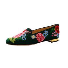 CHARLOTTE OLYMPIA . #charlotteolympia #shoes #flats