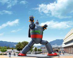 Giant robot in Japan