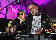 Dimitri Vegas & Like Mike en MTV