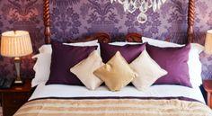 Château Rhianfa  even the rooms in the venue i like are purple! :)