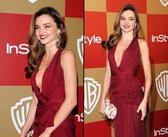 Miranda Kerr Golden Globes