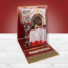 The Joy of Christmas Designer Deco-Large - Hunkydory | Hunkydory Crafts