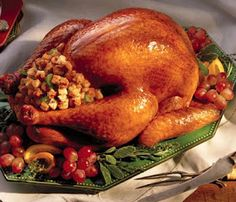 Cathie Filian {Cathie and Steve like to make things.}: bake it: Easy Thanksgiving Turkey