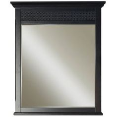 """Check out the Water Creation LONDON-M-2436 London Matching Mirror for 30"""" Vanity"""