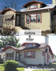 A Brush With Kindness | Before & After, Home Repair