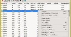 To CurrPorts είναι λογισμικό παρακολούθησης δικτύου που εμφανίζει σε μία λίστα όλες τις εν πληροφορίες TCP / IP και θύρες UDP του υπολογιστή σας. Για κάθε θύρα που εμφανίζεται στη λίστα εμφανίζονται πληροφορίες σχετικά με τη διαδικασία (process)που άνοιξε η θύρα εμφανίζεται επίσης συμπεριλαμβανομένου του όνομα της διαδικασίας η πλήρης πορεία της διαδικασίας πληροφορίες για την έκδοση της (το όνομα του προϊόντος περιγραφή αρχείουκ.λ.π) η χρονική στιγμή που δημιουργήθηκε η μέθοδος και ο…