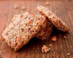 Croquants aux céréales de Mélanie (facile, rapide) - Une recette CuisineAZ : http://www.cuisineaz.com/recettes/9406-impression.aspx