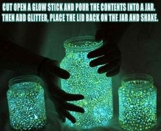 Easy make lanterns for outside #Halloween