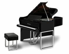 Modern Piano by Audi