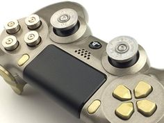 Custom Playstation 4 Dual Shock Controllers by CellCaseAccess
