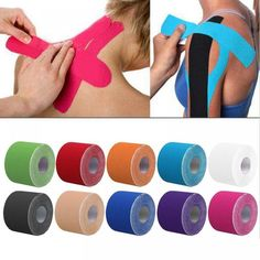 Sports Recovery Tapes for Muscles //Price: $3.28 & FREE Shipping //     #interiors #friends #food