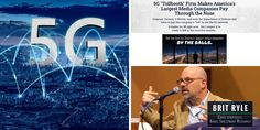 """Brit Ryle's 5G """"Tollbooth"""" Firm Exposed! – Name & Ticker Symbol 