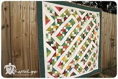 Freckled Whimsy: Charm Pack Quilt Along--instructions in link