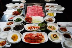 Where to Eat Korean Food in LA by Andrew Zimmern. Experiencing Food, Sharing Culture - www.AsianSkincare.Rocks