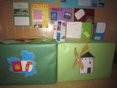 Fuentes' English Corner : Projects