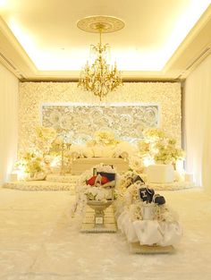 pelamin...booked!