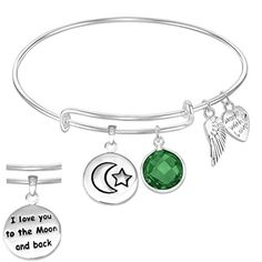 f6c27fc020dd6 144 Best I love you to the MOON! images in 2019 | Drop necklace ...