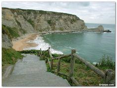 Etapa 12:  Güemes - Santander. Playa de Langre. Camino del norte en #Cantabria #Spain #Travel