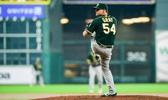 The rise and fall of Sonny Gray = Any season prior to this one, you would sit at Oakland Coliseum in Oakland, California and be surrounded by signs painted in green and gold with Sonny Gray's name plastered all over them.  But it's 2016, and Sonny.....