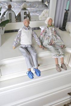 Купить Семейная пара (куклы Тильда) - семья, семейный подарок, семейная пара, семейная фотосессия