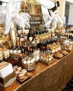 Awesome 50 Wonderful Gatsby Wedding Party Ideas for Your Great Moment https://oosile.com/50-wonderful-gatsby-wedding-party-ideas-for-your-great-moment-2921