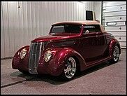 1937 Ford Cabriolet...Re-pin brought to you by #InsuranceAgents at #HouseofInsurance Eugene, Or. #541-345-4191