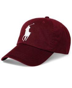 POLO RALPH LAUREN Polo Ralph Lauren Men S Big Pony Cap.  poloralphlauren    hats b69a199ced2