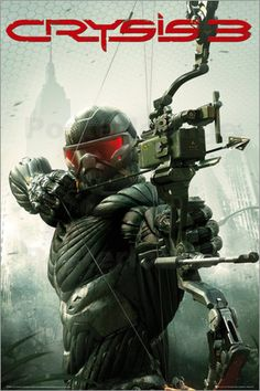 """Poster von """"Crysis 3 - Cover"""""""
