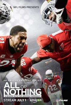 All or Nothing: A Season with the Arizona Cardinals (TV Series 2016- ????) https://www.fanprint.com/licenses/arizona-cardinals?ref=5750
