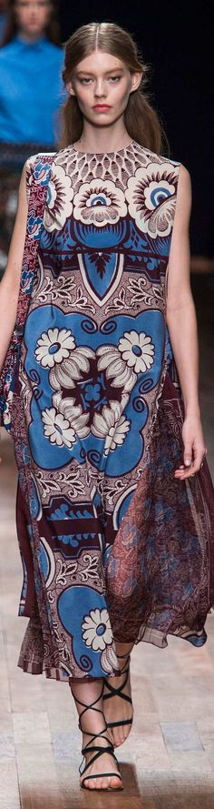 Valentino Collection Spring 2015 | The House of Beccaria~