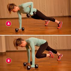 6 Weeks to Bootcamp Fit: Week 2 Strength Circuit Workout http://www.womenshealthmag.com/fitness/six-weeks-to-bootcamp-fit-week-2-workout