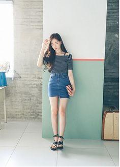 50 แฟชั่นชิลล์ๆ แบบสาวเกาหลี ใส่ได้ทุกวัน น่ารักได้ทุกเวลา ♡ รูปที่ 11