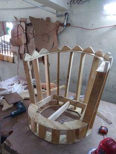 Latest Wooden Sofa Designs, Modern Sofa Designs, Bedroom Furniture Design, Sofa Furniture, Outdoor Furniture Sets, Diy Bed Frame, Sofa Frame, Woodworking Furniture, Diy Wood Projects