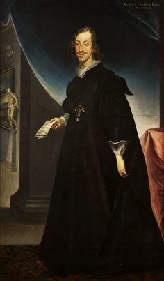 Portrait of Leopold Wilhelm of Austria, brother of Cecilia Renata by Frans Luycx, ca. 1638 (PD-art/old), Nationalmuseum in Stockholm, possibly from the collection of the Polish Vasas; in 1642 Cecilia Renata asked her beloved younger brother, through Estebanillo González who visited Warsaw the same year, to send her some Dutch lace and a doll dressed in fashionable French attire