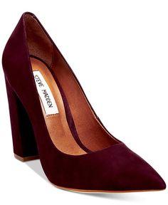 Steve Madden Primpy Pumps - Pumps - Shoes - Macy's