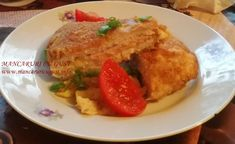 Cordon bleu din piept de pui French Toast, Breakfast, Food, Morning Coffee, Essen, Meals, Yemek, Eten