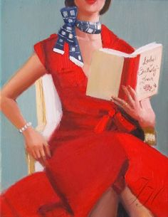 Reading and Art Janet Hill