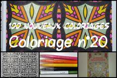 100 nouveaux coloriages - Coloriage n°20
