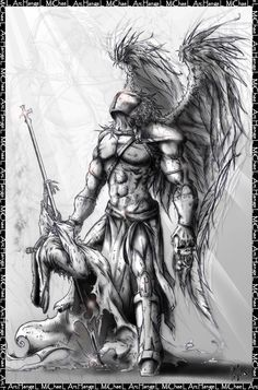 warrior archangel michael tattoo - Google Search                              …