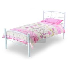 Love Metal Bed Frame | Next Day - Select Day Delivery