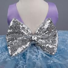 ARABELLA Unicorn Dress, Unicorn Party, Flora Dress, Pink Dress, Baby First Birthday Dress, Cherry Blossom Dress, Tiffany Dresses, Dress Name, Purple Satin