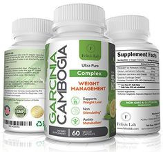95 HCA Pure Garcinia Cambogia Extract Fast Acting Weight Loss Pills Appetite Suppressant Extreme Fat Burner  Carb Blocker Supplement to get Slim Fast Best Garcinia Cambogia Raw 60 Diet Pills ** You can get additional details at the image link.