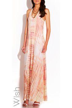 Wish - Luminous Maxi Dress