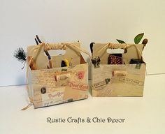 Hometalk :: Recycled Six Pack Bottle Container Storage Caddies