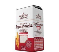 Mąka Szymanowska Uniwersalna typ480. Uniwersalna, jasna mąka wysokogatunkowa. Idealna do codziennego zastosowania w kuchni. Sprawdzi się podczas przygotowywania wszelkiego rodzaju ciast drożdżowych, piaskowych, parzonych i kruchych oraz innych wypieków. Dzięki temu, że mąka pszenna jest bogata w gluten, gwarantuje elastyczność i delikatnie wilgotną konsystencję ciast. Według Babci Szymanowskiej świetnie nadaje się również do zagęszczania sosów i zup.